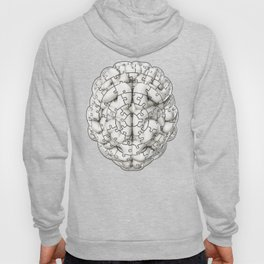Puzzle brain GINGER / Your brain on puzzles Hoody