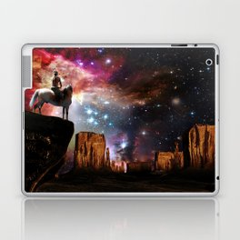 Native American Universe Laptop & iPad Skin