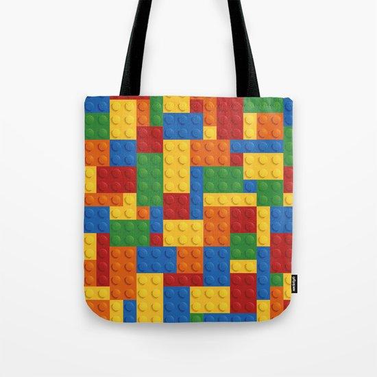 Lego bricks Tote Bag