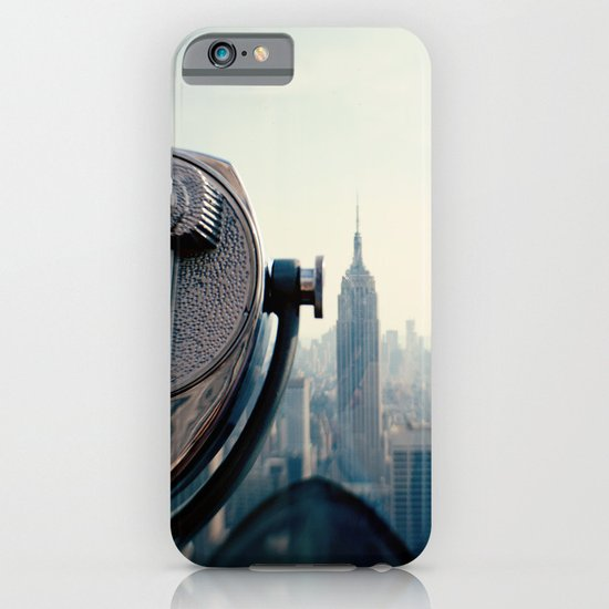 Empire State Building NYC iPhone & iPod Case