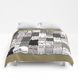 The Glaring - Scandinavian Palette Comforters