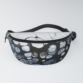 April Showers Cell Fanny Pack
