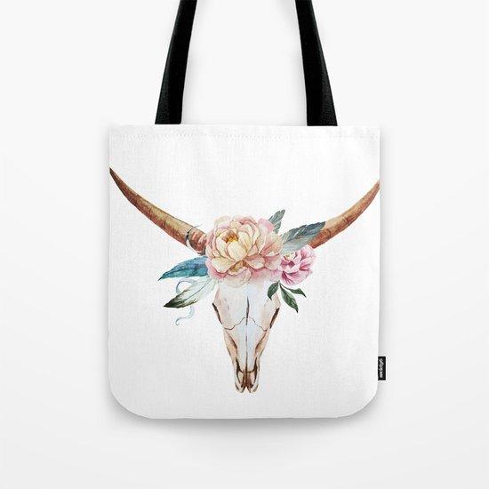 Animal Skull 04 Tote Bag
