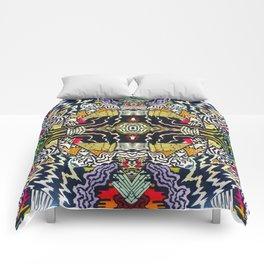 Crosstown Mural Comforters