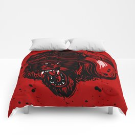 Baboon Mood Comforters
