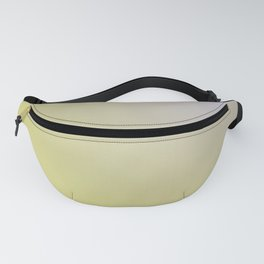 Yellow Gradient 2 Fanny Pack