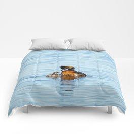 Eared Grebe Comforters