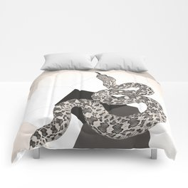 """""""Drawn to Scale"""" by Murray Bolesta Comforters"""