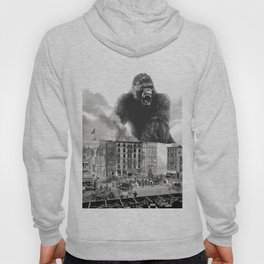 King Kong and the 1904 Fire Department Hoody