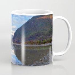Glacier Mendenhall Juneau, Alaska Coffee Mug
