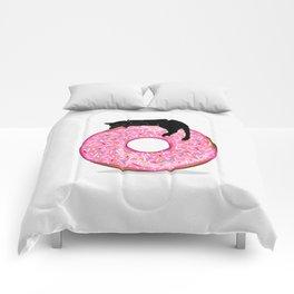 Dough-nut Disturb Comforters