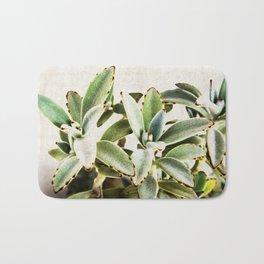 cactus leaves Badematte