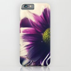 Mother's Day Purple Flower Slim Case iPhone 6s