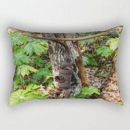 Forgotten Rectangular Pillow