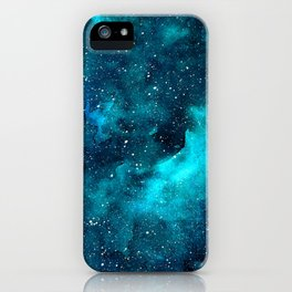 Galaxy no. 2 iPhone Case