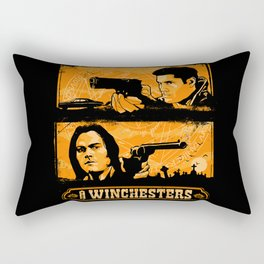 The Winchesters Rectangular Pillow