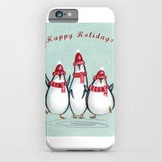 Penguins iPhone 6s Slim Case