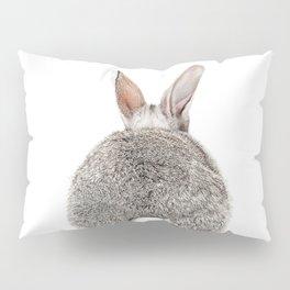 Bunny Butt Pillow Sham