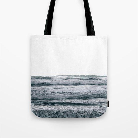 Waves V Tote Bag