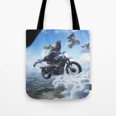 All Shall Fall Tote Bag