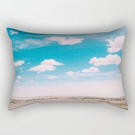 The open road Rectangular Pillow