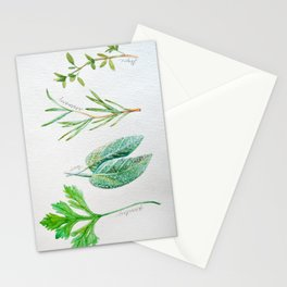 Scarborough Fare Stationery Cards