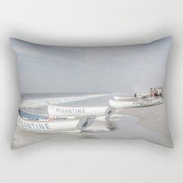 Beach Patrol Brigantine Rectangular Pillow