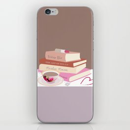 Pin-Up Still Life iPhone Skin