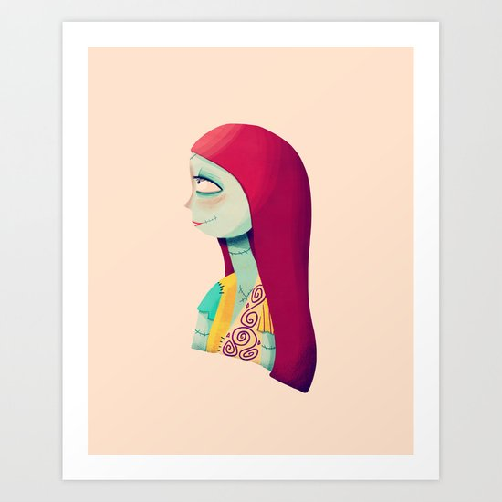 I Sense There's Something In The Wind Art Print