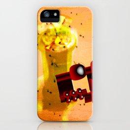 Akusch iPhone Case