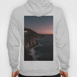 Big Sur Sunset Hoody