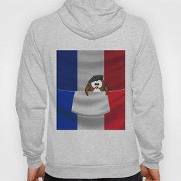 Frenchy owl Hoody