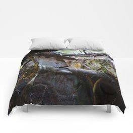 Broken Dash Comforters
