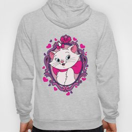 Because I'm a lady, that's why. Hoody