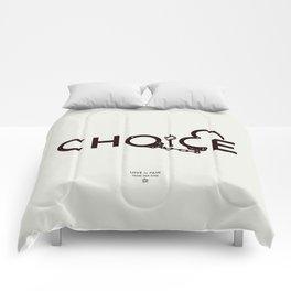 CHOICE by THOM VAN DYKE Comforters
