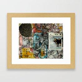 Fog Apparatus Framed Art Print