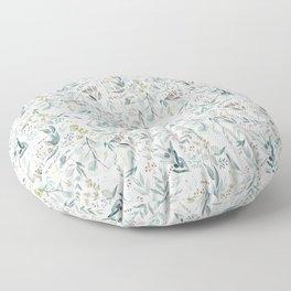 Little Eucalyptus Floor Pillow