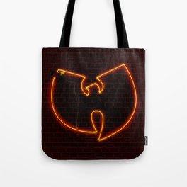 Wu Tang Neon Tote Bag
