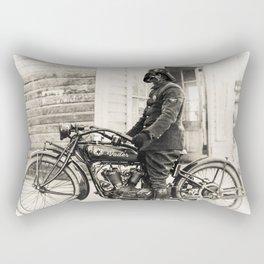 The wild one Rectangular Pillow