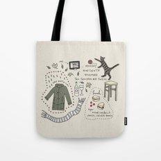 Monday Nineteeth November Tote Bag