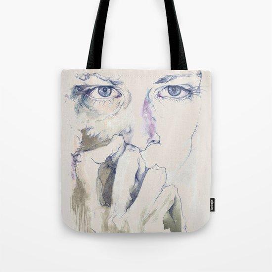 retrato Tote Bag