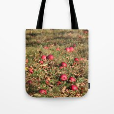 Resting Places Tote Bag