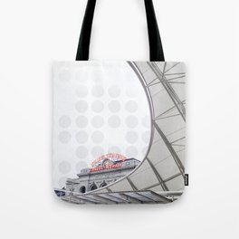 You Are Here - Union Station Tote Bag
