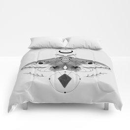 Metaphys Moth - Gray Comforters