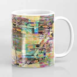 Sieve Coffee Mug