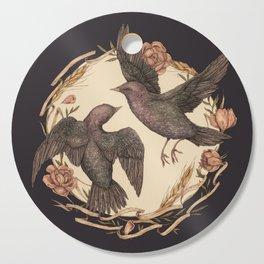 Starlings Cutting Board