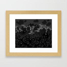 The Gububaros Framed Art Print