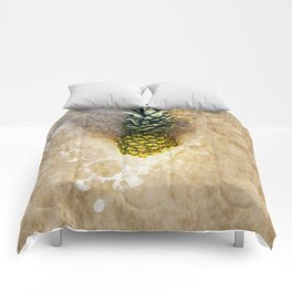 Pineapple Love Comforters