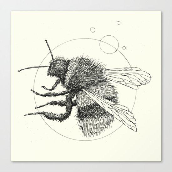'Wildlife Analysis IX' Canvas Print