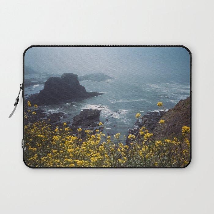 Yaquina Head Laptop Sleeve